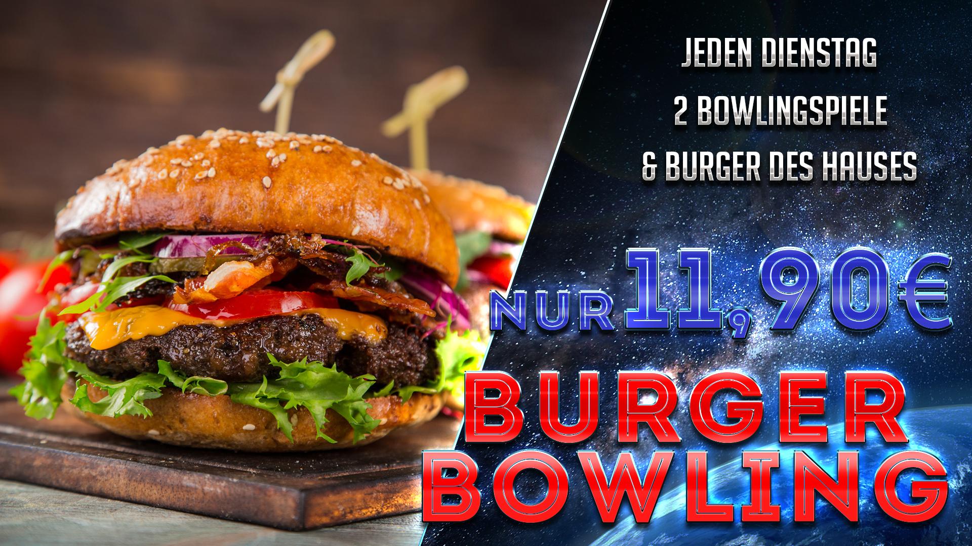 Burger Bowling