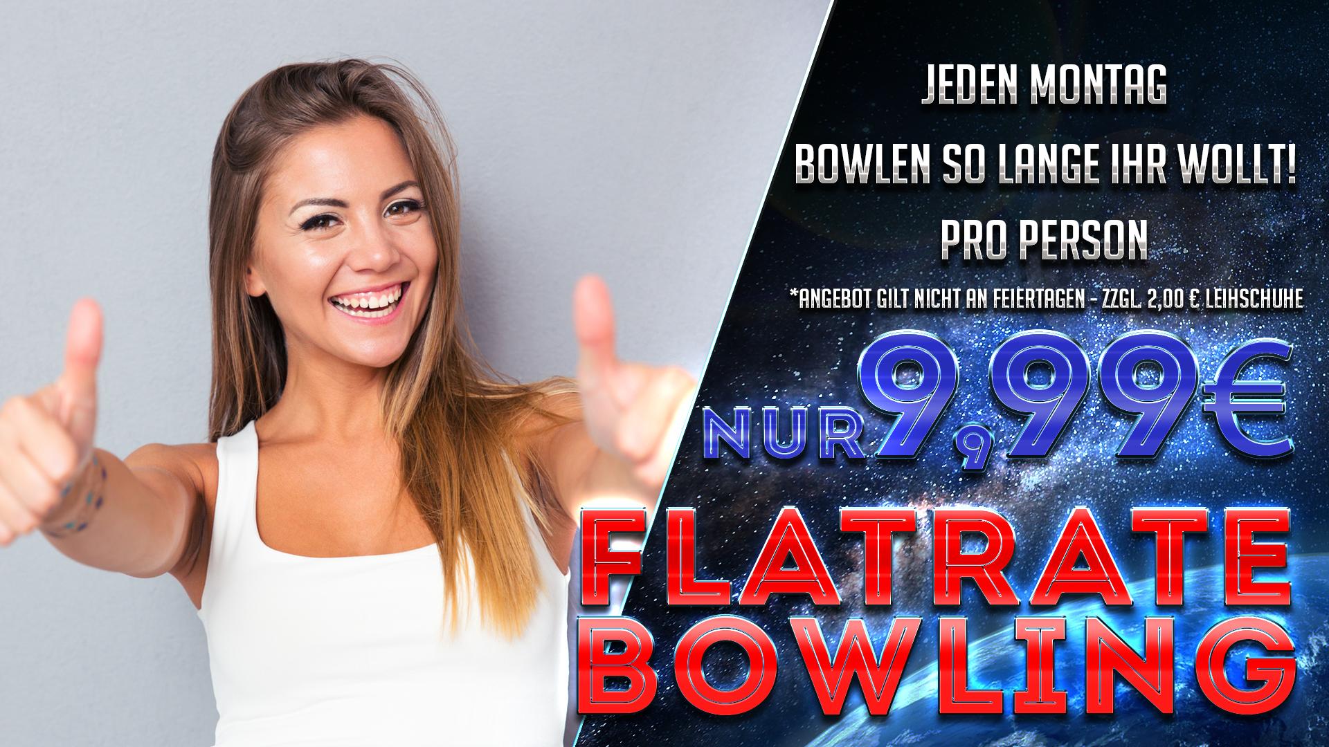 Flatrate Bowling